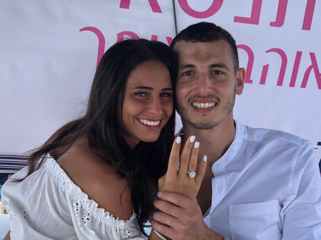 הצעת נישואין ביאכטה
