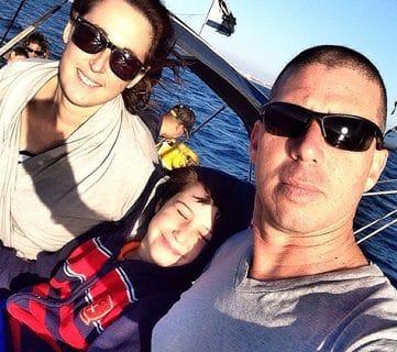 הפלגה משפחתית