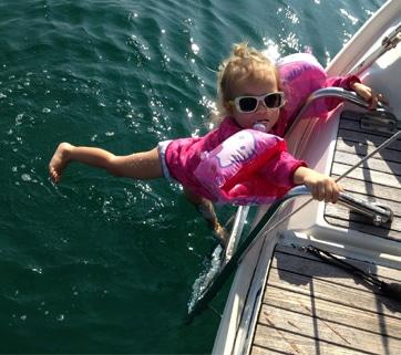 ילדים מפליגים