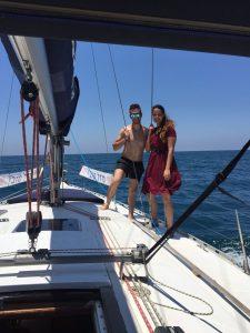 יום הולדת רומנטי בהפלגה ביאכטה
